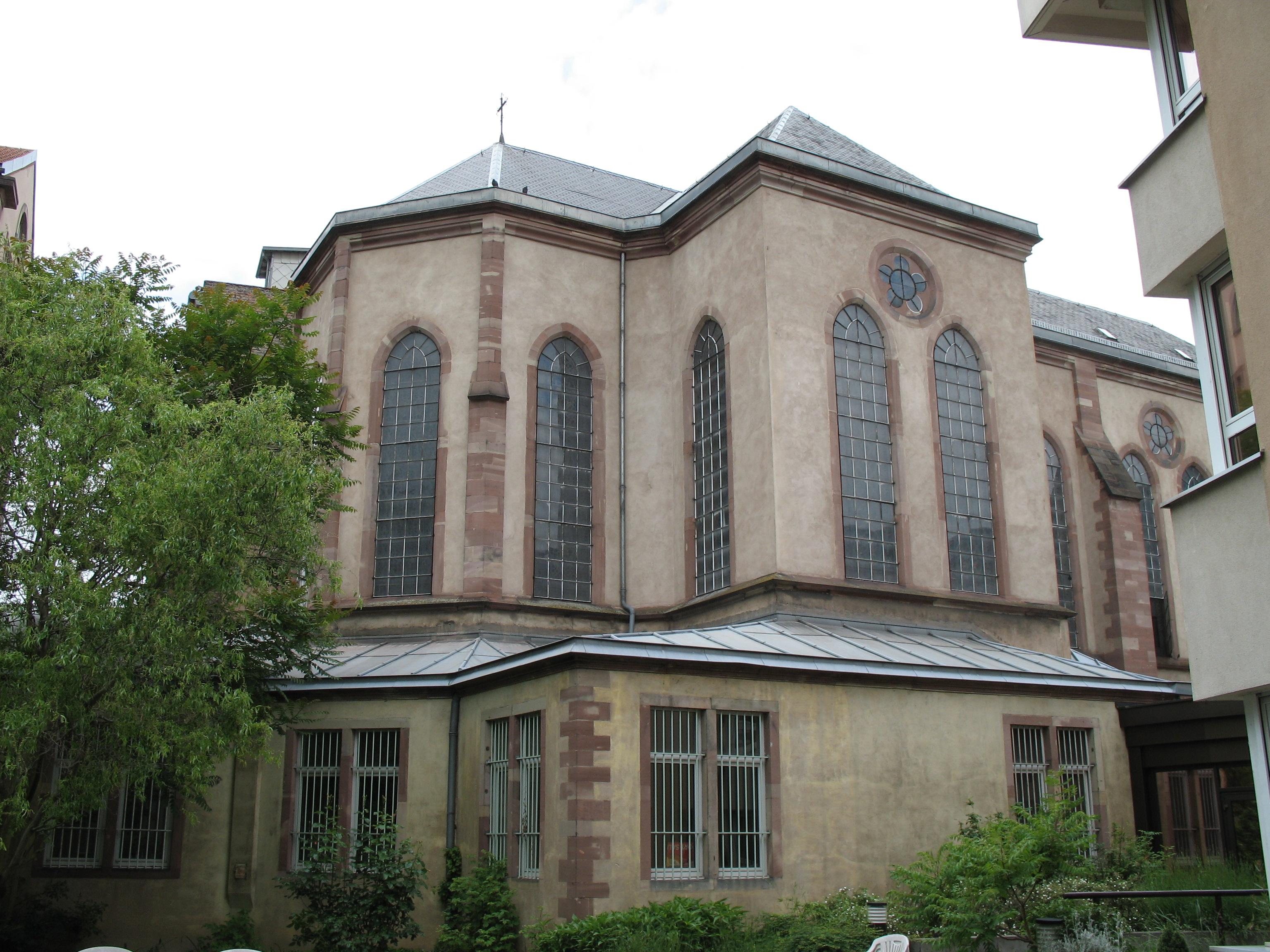 Eglise de Marie Réparatrice