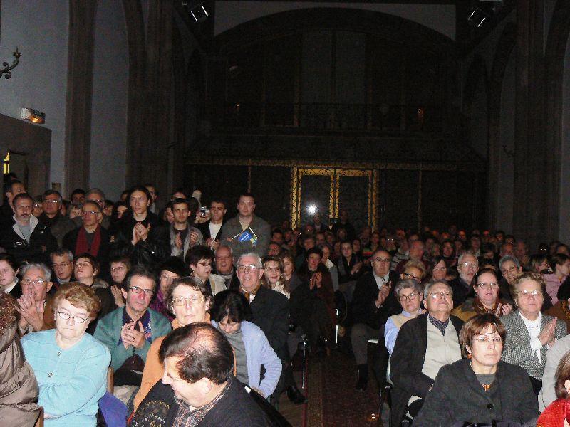 Biserica (concertul, 10.12.2006--)