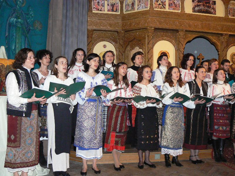 Biserica (concertul, 10.12.2006.)