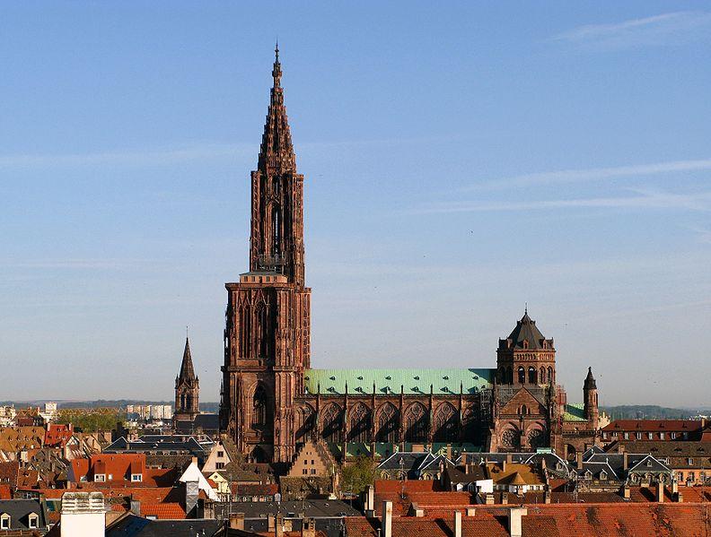 Catedrala_din_Strasbourg