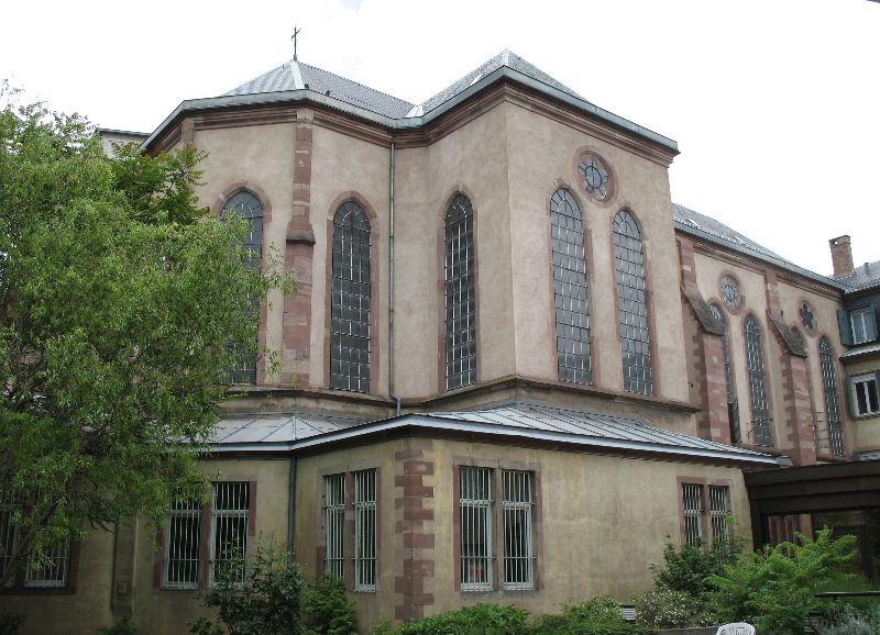Eglise de Marie-Réparatrice