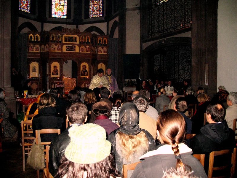 Strasbourg (prima slujbà, 10.12.2006 -)