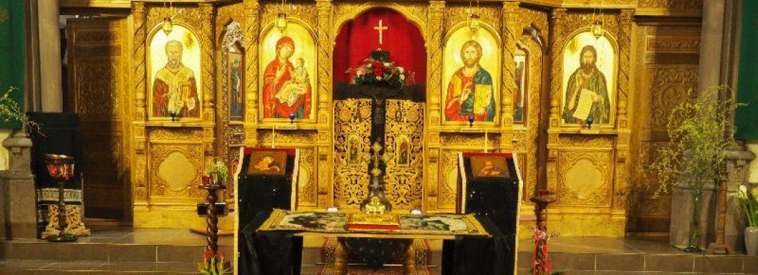 Parohia Sfantul Ioan Botezătorul Strasbourg